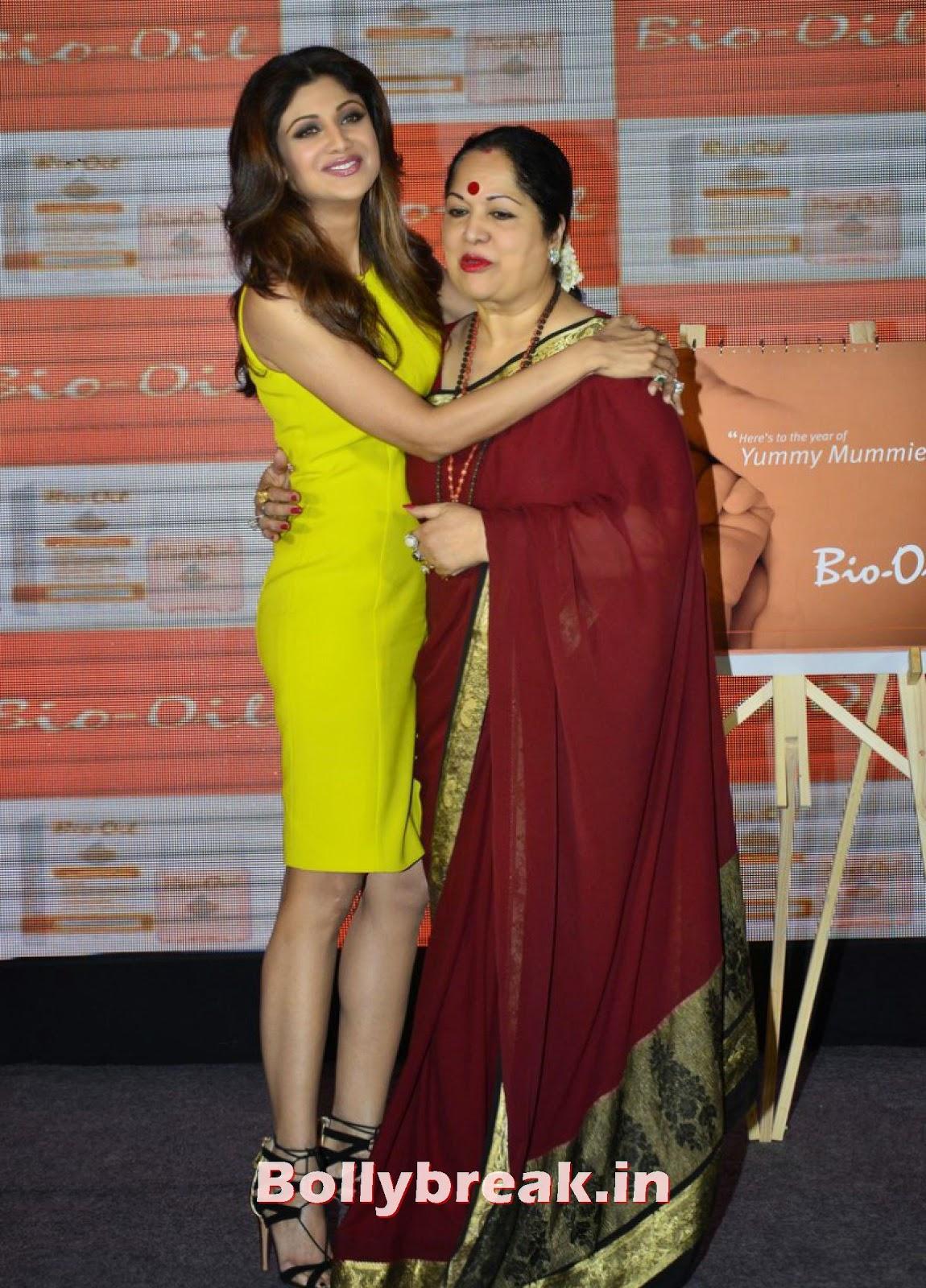 , Shilpa Shetty Launches The Yummy Mummy Calendar