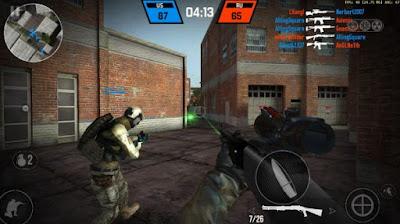 Bullet Force v1.01 MOD APK (Mod Money)