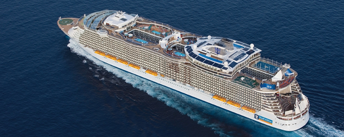 Royal Caribbean Increases Daily Cruise Gratuities