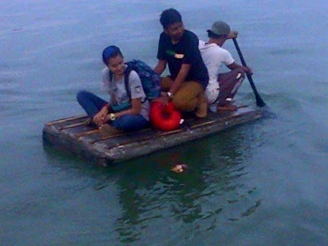 Jejak Petualang Trans7 di Pulau Kangean