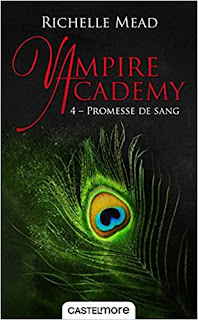 Vampire Academy de Richelle Mead PDF