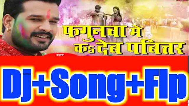 Fagunwa Me+Ka Deb Pavitar Ritesh Pandey Dj Song Flp Project