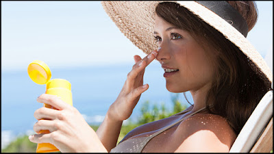 Use SPF creams and ointments