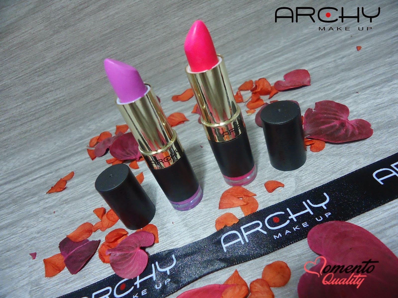 Batom Archy Make Up Momento Quality