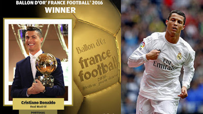 Golden Ball Award winner 2016