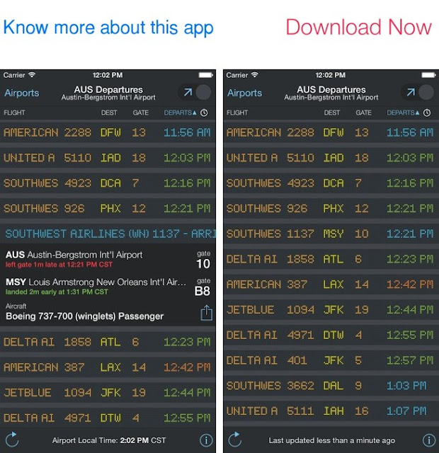 Download FlightBoard for iOS