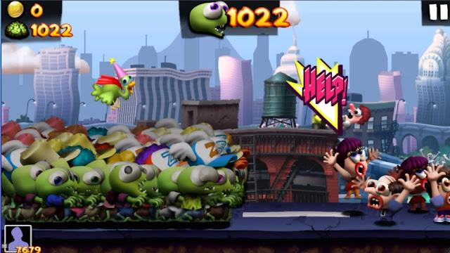 Tải Game Zombie Tsunami Mod Tiền cho Android
