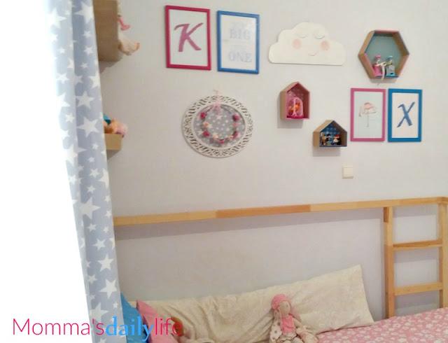 Διακοσμήστε τους τοίχους του παιδικού