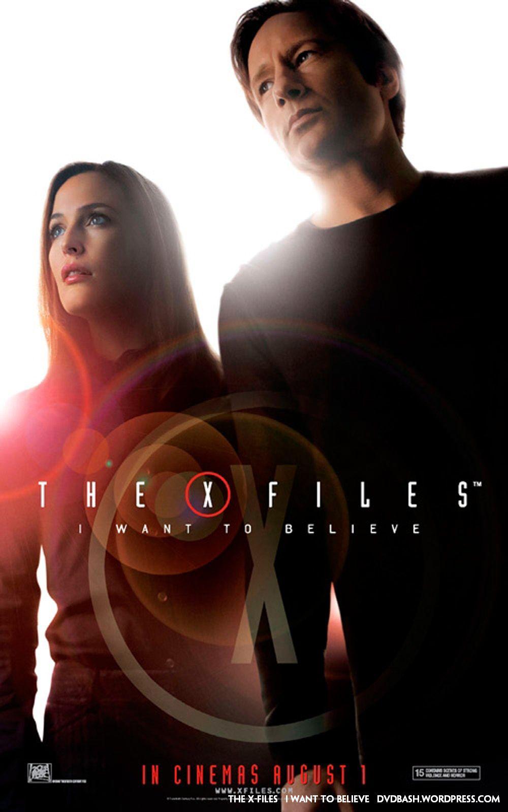 The X-Files I Want to Believe ดิ เอ็กซ์ ไฟล์ ความจริงที่ต้องเชื่อ [HD][พากย์ไทย]