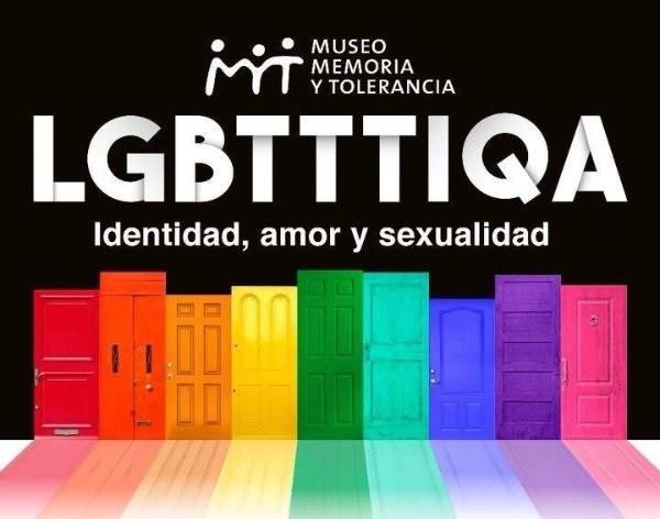 Una sociedad incluyente. Exposición: LGBT+