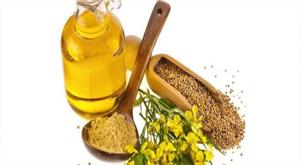 Minyak Mustard Untuk Cara alami Mengobati Tumit Pecah-Pecah