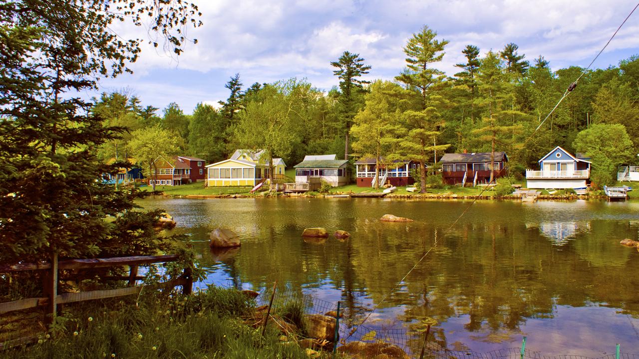 Tyler Lake Goshen Ct Real Estate Property Lake Homes