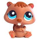 Littlest Pet Shop Tubes Beaver (#2515) Pet