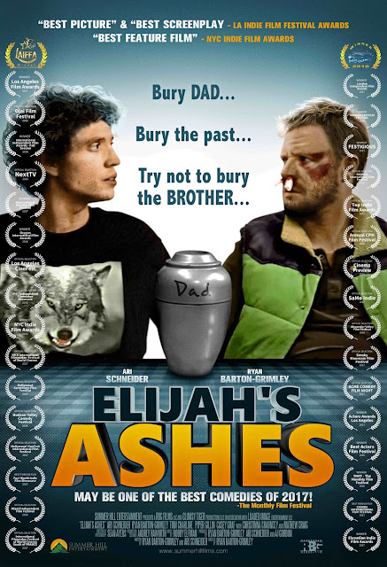 Elijah\'s Ashes