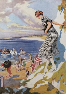 Sea bathing - 1925