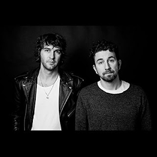 Brian King and David Prowse of Japandroids