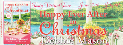Virtual Tour, Review & Giveaway: Excerpt from Happy Ever After in Christmas by Debbie Mason