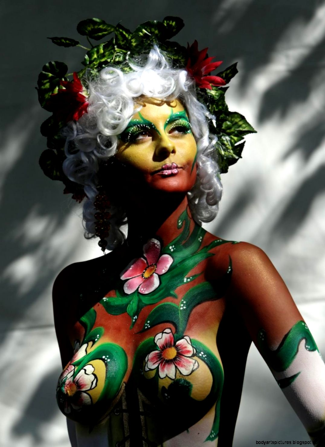 World Body Painting Body Art Pictures