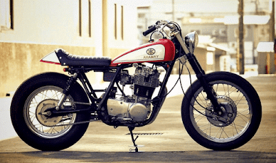Motor Keren Modern Rasa Klasik