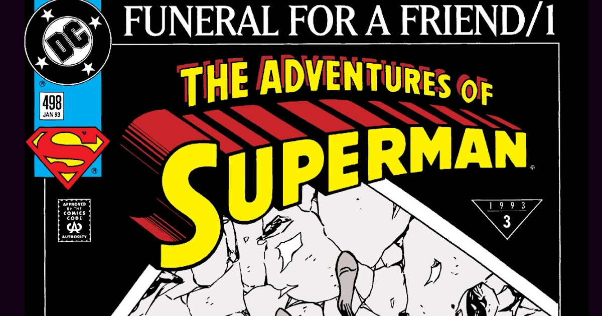 superman funeral for a friend pdf