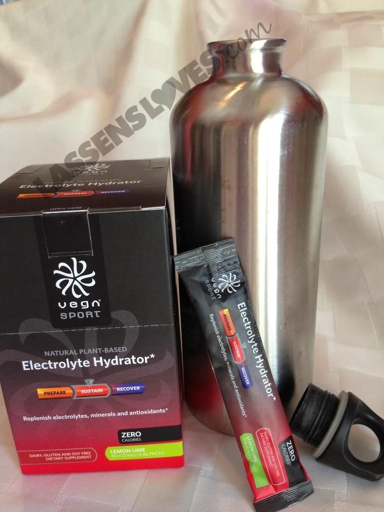 Vega+Sport, Electrolyte+Hydrator