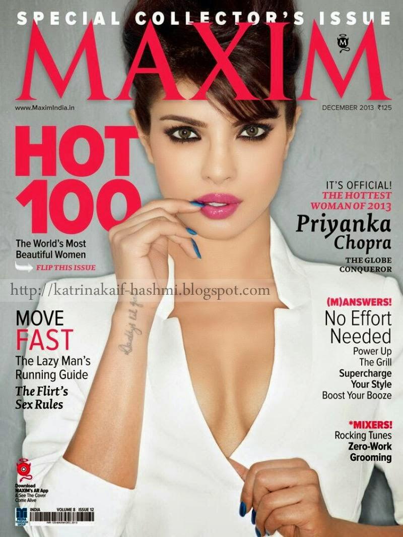 priyanka chopra maxim - photo #26