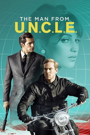 Tổ Chức Bóng Đêm U.N.C.L.E - The Man From U.N.C.L.E