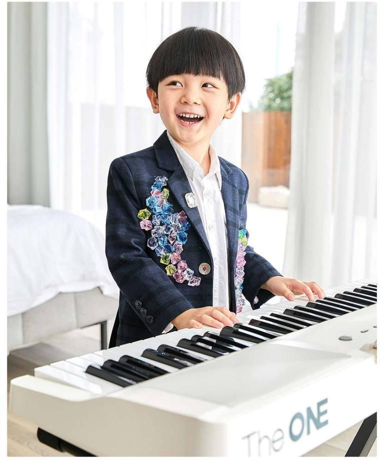 the one smart keyboard light piano
