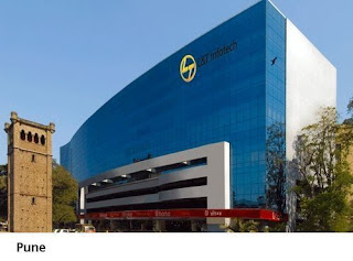 Larsen & Toubro(L&T Infotech) Limited Freshers Recruitment Walkin Event