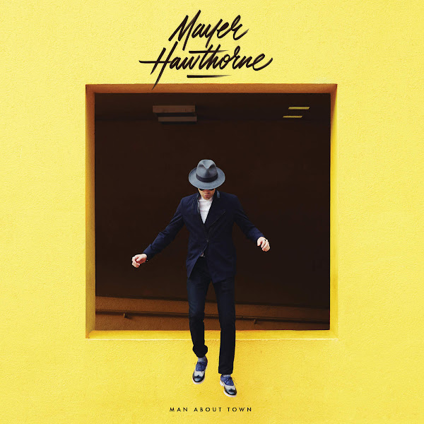 Mayer Hawthorne - Man About Town Cover