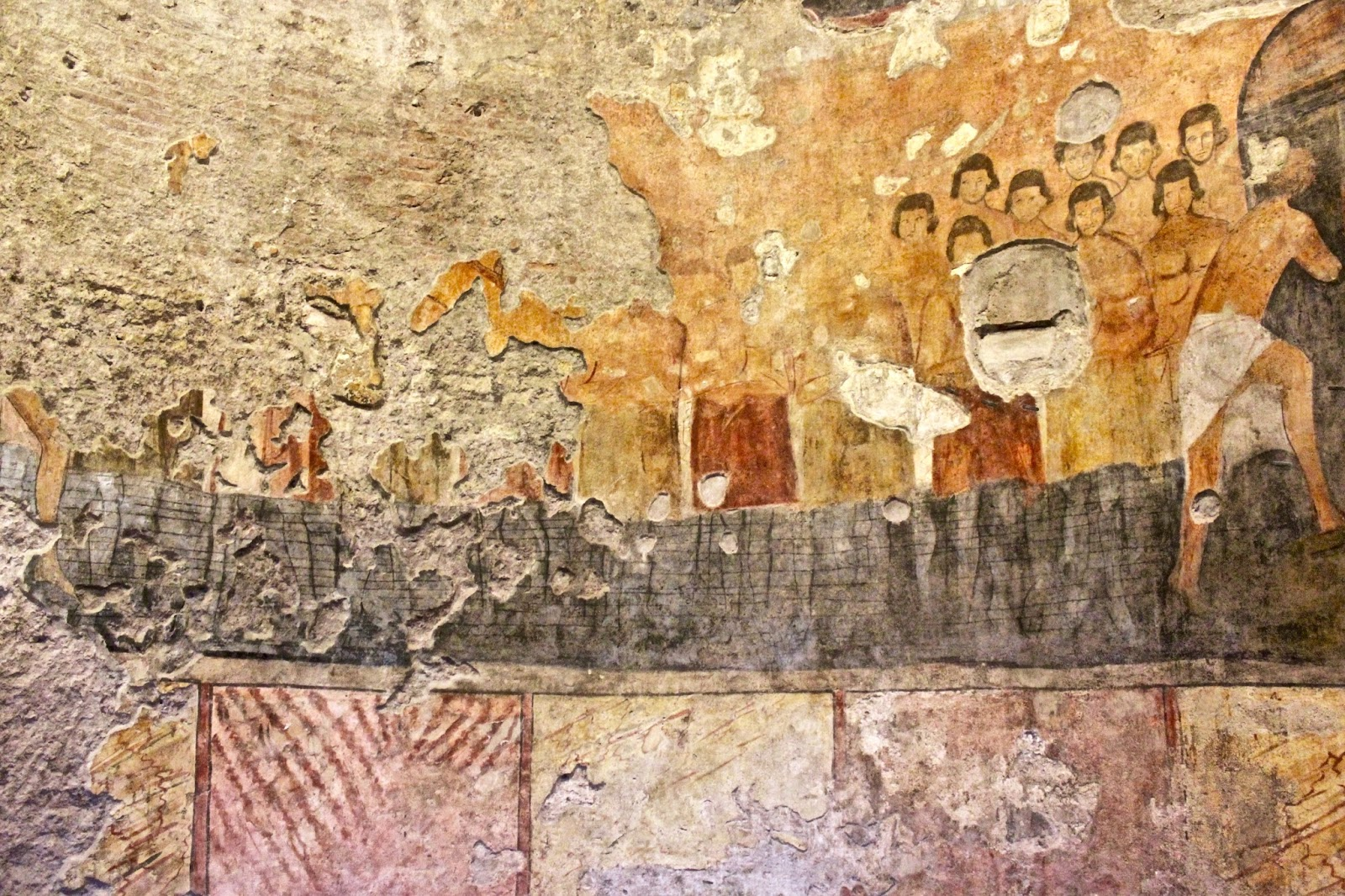 the roman anglican byzantine wonder in the roman forum the church also hosts an incredible quantity of frescoes executed between the 6th and 9th century in the byzantine stye these works are very important