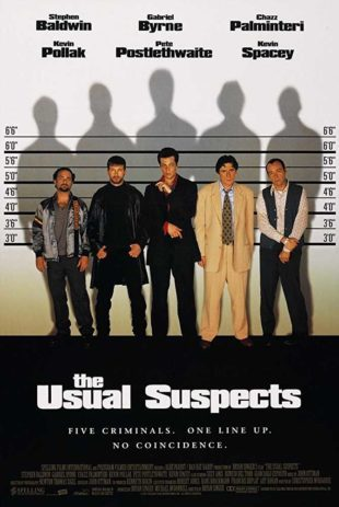 The Usual Suspects 1995 BRRip 720p Dual Audio in Hindi English
