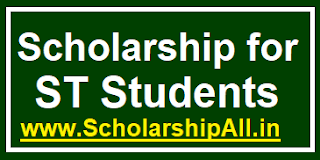 Scholarship for ST Students