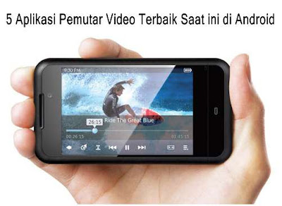 Pemutar Video Android