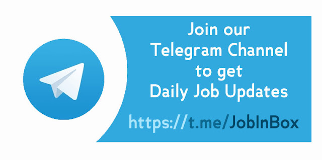 Gulf Jobs for Malayalees Join Our Gullf Jobs Telegram Channel to get Daily Job & Interview Updates