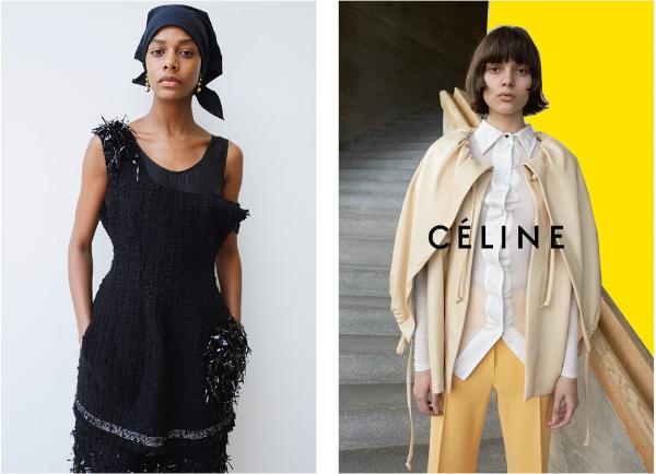 Céline Winter 2016 Campaign by Juergen Teller