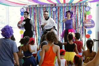 Tradicional Baile Infantil do Pátio Alcântara anima Carnaval da região