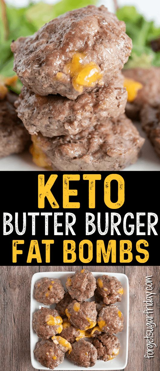Keto Butter Burgers Recipe