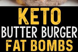 Keto Butter Burgers Recipe