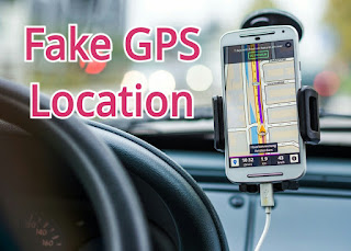 fake GPS android trick