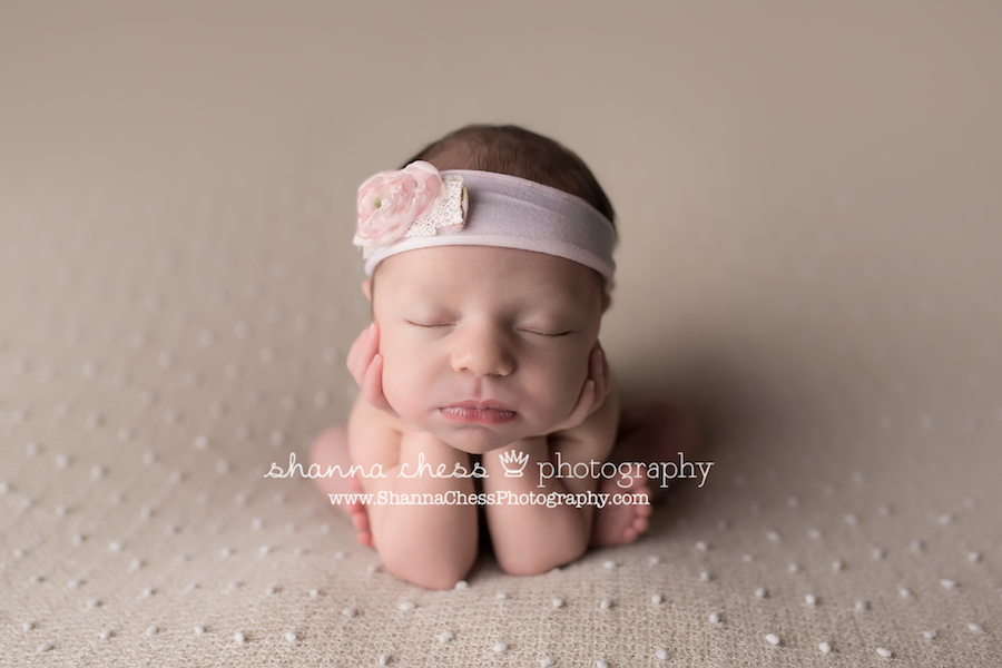 eugene, oregon newborn photographer
