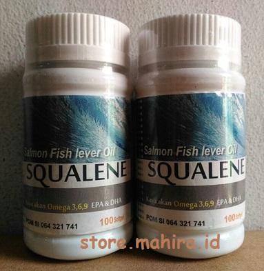 Salmon Omega Squalene AL / Omega 3 6 9 EPA + DHA