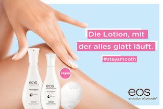 Preview: eos - Vanilla Orchid Pflegeserie - www.annitschkasblog.de
