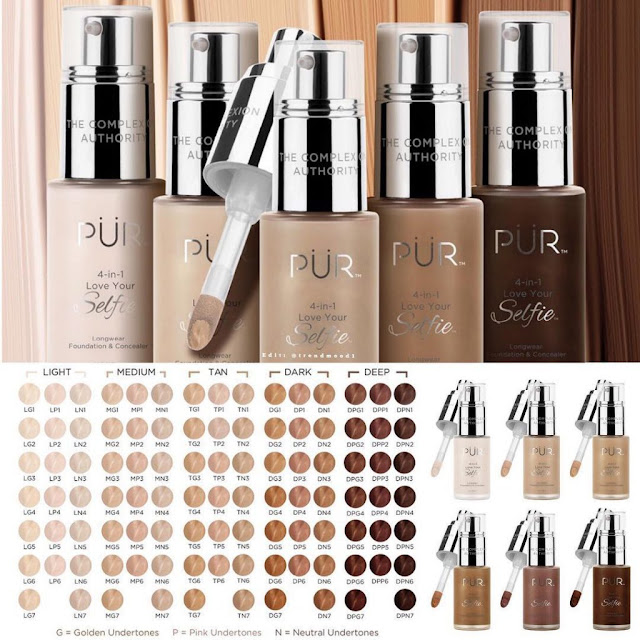 pur new foundation