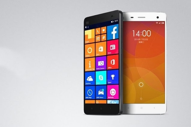 Windows 10 Mobile - ROM Xiaomi Mi4
