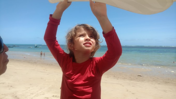 Fim de semana na Praia - Duda Pereira