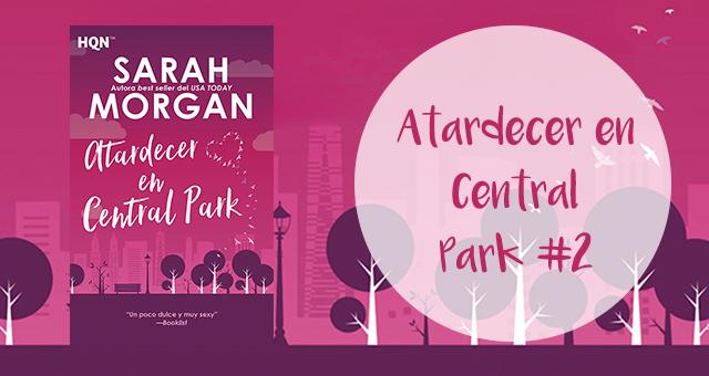Atardecer en Central Park 2