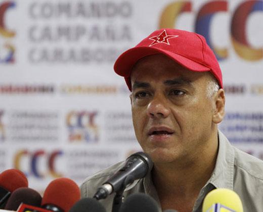 """¡Fin de mundo! Jorge Rodríguez """"respalda"""" posición de un dirigente opositor"""