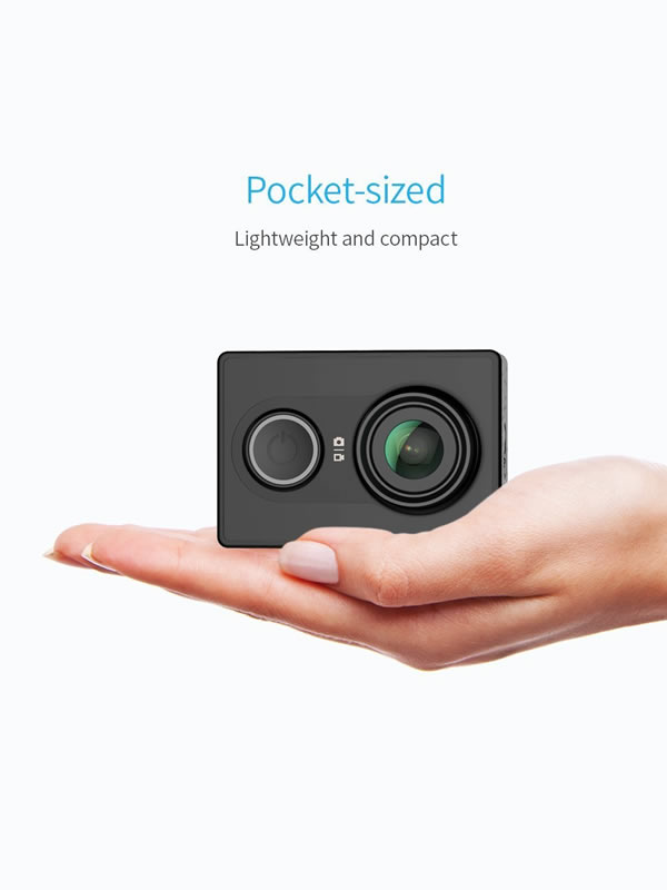 YI 88001 16MP Action Camera