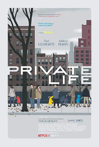 Private Life (Web-DL 720p Dual Latino / Ingles) (2018)